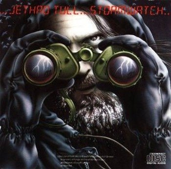 JETHRO TULL: STORMWATCH (CD) REMASTER