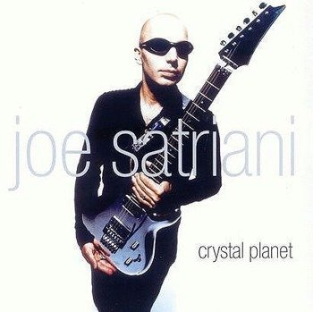 JOE SATRIANI : CRYSTAL PLANET (CD)