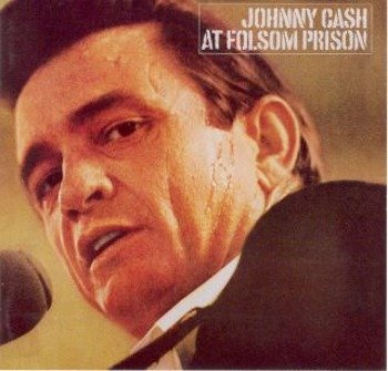 JOHNNY CASH: AT FOLSOM PRISON (CD)