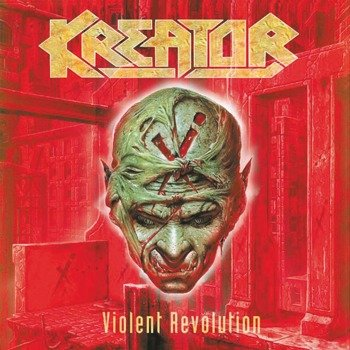 KREATOR: VIOLENT REVOLUTION (CD)