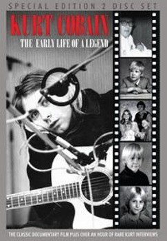 KURT COBAIN: THE EARLY LIFE OF A LEGEND (DVD+CD)