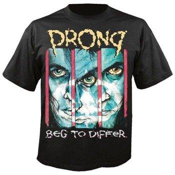 Koszulka PRONG - BEG TO DIFFER