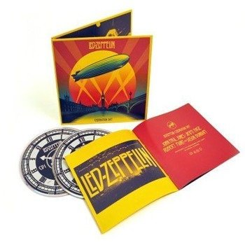 LED ZEPPELIN: CELEBRATION DAY (2CD)