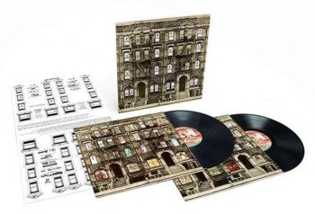 LED ZEPPELIN: PHYSICAL GRAFFITI (2LP VINYL) REMASTER