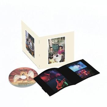 LED ZEPPELIN: PRESENCE (CD)
