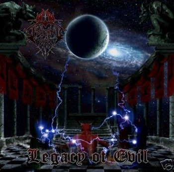 LIMBONIC ART: LEGACY OF EVIL (LP VINYL)