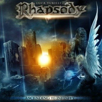 LUCA TURILLI RHAPSODY: ASCENDING TO INFINITY (CD)