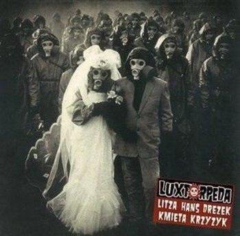 LUXTORPEDA: LUXTORPEDA (CD)