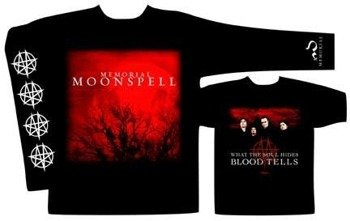 Longsleeve   MOONSPELL - MEMORIAL  (ST1023)