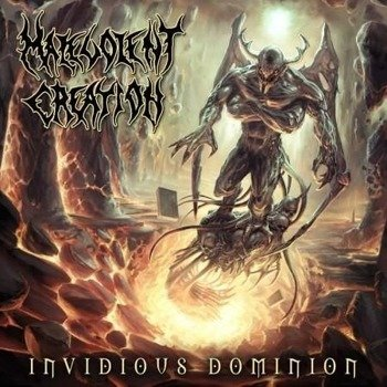 MALEVOLENT CREATION: INVIDIOUS DOMINION (CD)