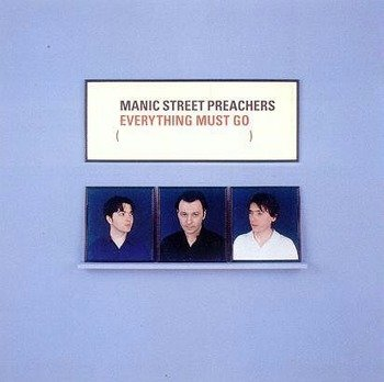 MANIC STREET PREACHERS : EVERYTHING MUST GO (CD)