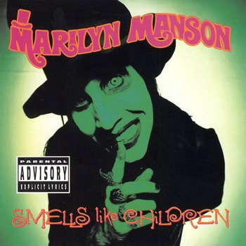 MARILYN MANSON: SMELLS LIKE CHILDREN (CD)