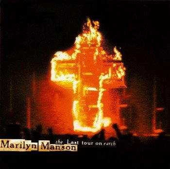 MARILYN MANSON: THE LAST TOUR ON EARTH (CD)