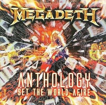 MEGADETH: ANTHOLOGY:  SET THE WORLD AFIRE (2CD)