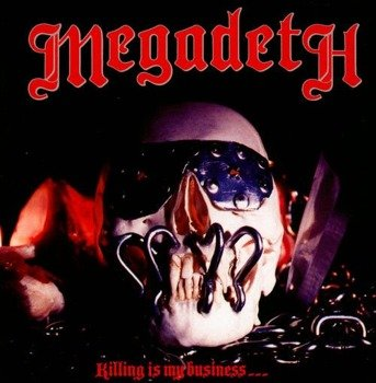 MEGADETH: KILLING IS MY BUSINESS (CD)