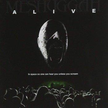 MESHUGGAH: ALIVE (CD+DVD)