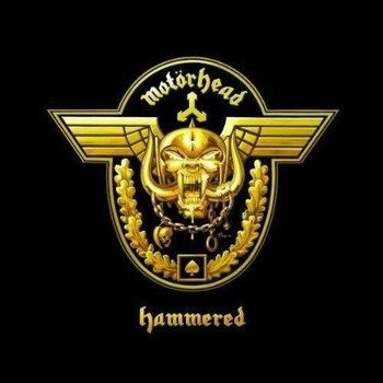 MOTORHEAD: HAMMERED (CD)