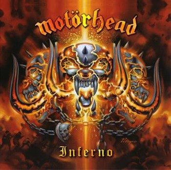 MOTORHEAD: INFERNO (CD)