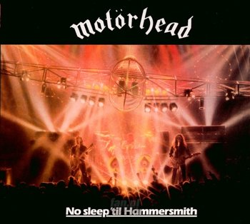 MOTORHEAD: NO SLEEP 'TIL HAMMERSMITH (CD)