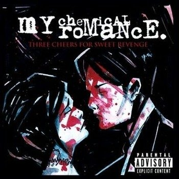 MY CHEMICAL ROMANCE: THREE CHEERS FOR SWEET REVENGE (CD)