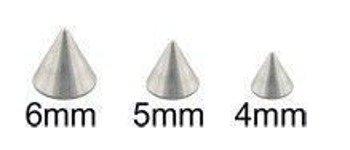 NAKRęTKA KOLEC 3x3mm gwint 1,6mm