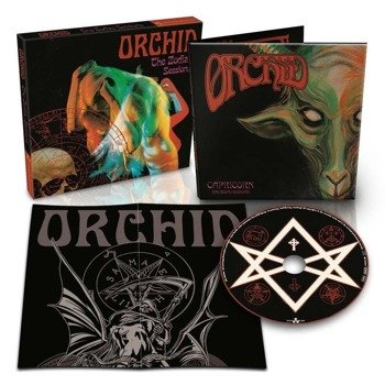 ORCHID: THE ZODIAC SESSIONS (CD) DIGIPACK