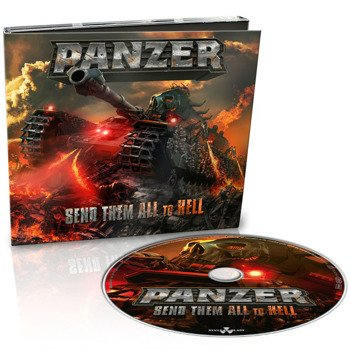 PANZER: SEND THEM ALL TO HELL (CD) LIMITED