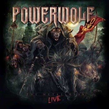 POWERWOLF: THE METAL MASS LIVE (CD) DIGIPACK
