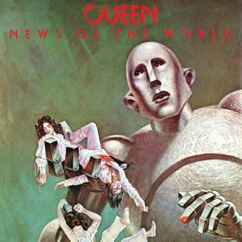 QUEEN: NEWS OF THE WORLD (CD)