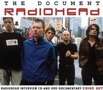 RADIOHEAD: THE DOCUMENT (CD+DVD)