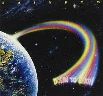 RAINBOW: DOWN TO EARTH (CD)