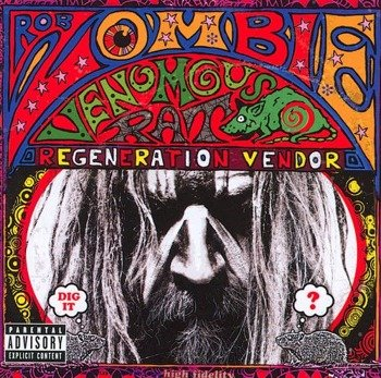 ROB ZOMBIE: REGENERATION VENDOR (CD)