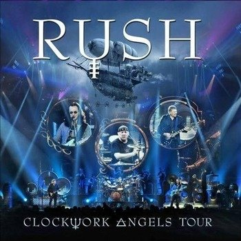 RUSH : CLOCKWORK ANGELS TOUR (3CD)