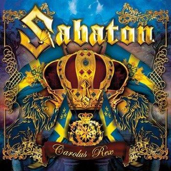 SABATON: CAROLUS REX (CD)