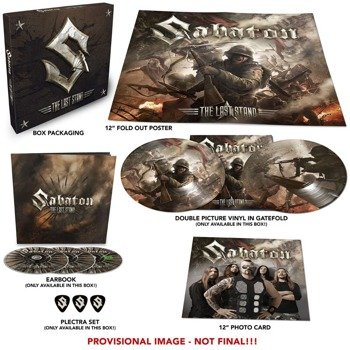 SABATON: THE LAST STAND (BOX)