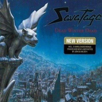 SAVATAGE: DEAD WINTER DEAD (CD) DIGIPACK