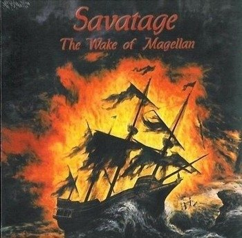 SAVATAGE: THE WAKE OF MAGELLAN (CD) DIGIPACK