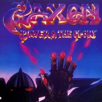 SAXON: POWER & THE GLORY (CD)