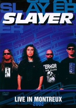SLAYER: LIVE IN MONTREUX 2002 (DVD)