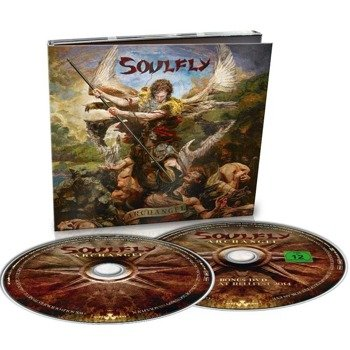 SOULFLY: ARCHANGEL (CD+DVD)
