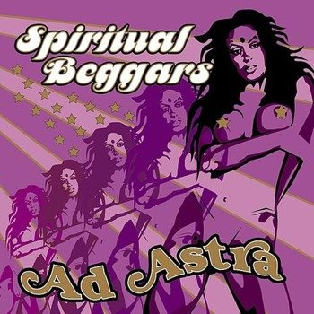 SPIRITUAL BEGGARS: AD ASTRA (LP VINYL+CD)