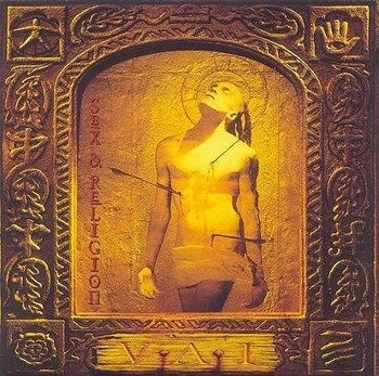STEVE VAI : SEX & RELIGION (CD)
