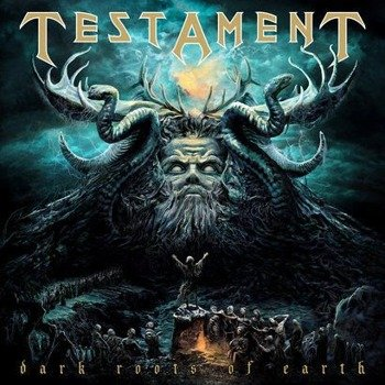 TESTAMENT: DARK ROOTS OF EARTH (CD)