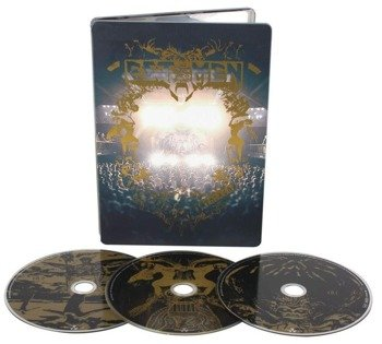 TESTAMENT: DARK ROOTS OF THRASH (DVD+2CD)