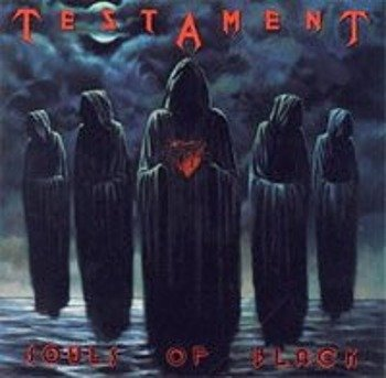 TESTAMENT: SOULS OF BLACK (LP VINYL)