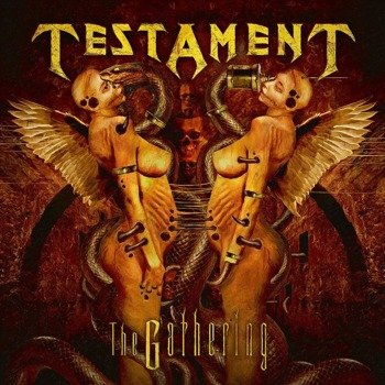 TESTAMENT: THE GATHERING (CD)