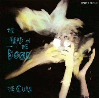 THE CURE : THE HEAD ON THE DOOR (CD)
