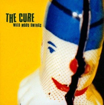 THE CURE : WILD MOOD SWINGS (CD)