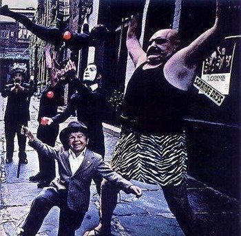 THE DOORS: STRANGE DAYS (CD)