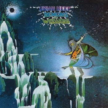 URIAH HEEP: DEMONS & WIZARDS (CD) REMASTER